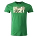 Ireland Supporter Rugby T-Shirt (Green)