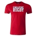 Singapore Supporter Rugby T-Shirt (Red)