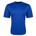 Moisture Wicking Poly T-Shirt (Royal)