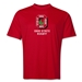 Ohio State Alumni Rugby Performance T-Shirt (Red)