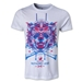 Bakline Wolf Pack Rugby T-Shirt (White)