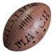 Gilbert Leather Heritage Rugby Ball