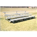 Goal Sporting Goods Four-Row 15-foot Bleacher