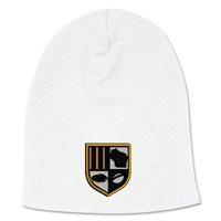 University of Wisconsin Milwaukee Rugby Beanie (White)