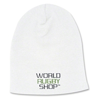 World Rugby Shop Beanie (White)
