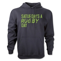 Saturday's A Rugby Day Hoody