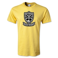 Utah Brothers Rugby T-Shirt (Yellow)
