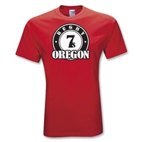 Rugby Oregon 7's T-Shirt
