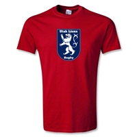 Utah Lions Rugby T-Shirt (Red)