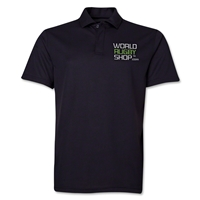 World Rugby Shop Polo (Black)