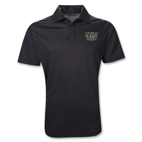 World Rugby Shop Coach's Polo (Black)