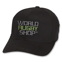 World Rugby Shop Sport Flex Cap (Black)