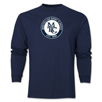 Montpellier Rugby Long Sleeve T-Shirt (Navy)
