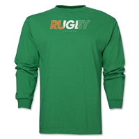 Ireland Rugby Men's LS T-Shirt (Green)
