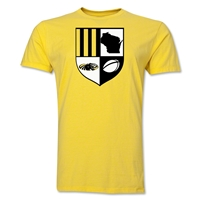 University of Wisconsin Milwaukee Premier T-Shirt (Yellow)