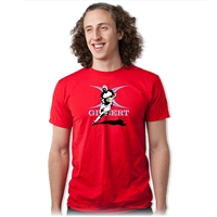 Gilbert Rugby Player T-Shirt (Red)