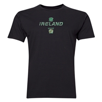 Rugby International Ireland T-Shirt (Black)