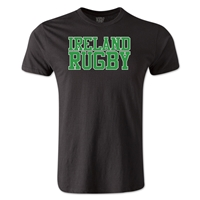 Ireland Supporter Rugby T-Shirt (Black)