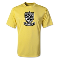 Utah Brothers Rugby Performance T-Shirt (Yellow)