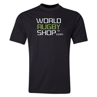 World Rugby Shop Performance T-Shirt (Black)
