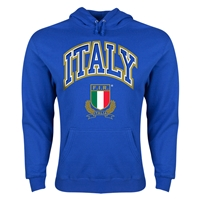 Italy Rugby Hoody (Royal)