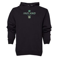 Rugby International Ireland Hoody (Black)