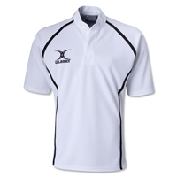 Gilbert Xact Rugby Jersey (White)