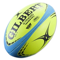 Gilbert G-TR4000 Training Rugby Ball (Fluro)