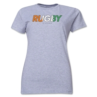 Ireland Rugby Women's T-Shirt (Grey)