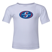 Stormers Rugby Toddler T-Shirt (White)