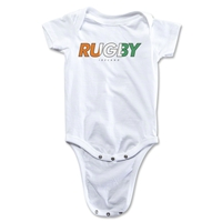 Ireland Rugby Infant Onesie (White)