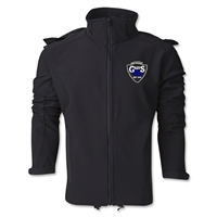San Marcos Rugby All Weather Jacket (Black)