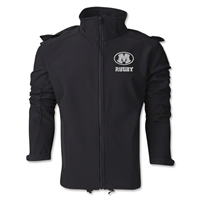 Medina Rugby All Weather Jacket (Black)
