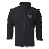 Black Sheep Rugby Softshell All Weather Jacket (Black)