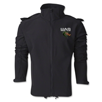 UAB Rugby All Weather Jacket (Black)