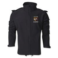 Central Michigan Rugby All Weather Jacket (Black)