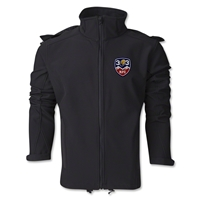 303 Rugby All Weather Jacket (Black)