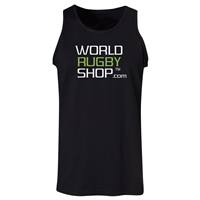 World Rugby Shop Tank Top (Black)