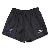 Wisconsin Flag Kiwi Pro Rugby Shorts (Black)