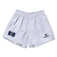 Wisconsin Flag Kiwi Pro Rugby Shorts (White)