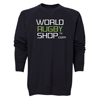 World Rugby Shop Crewneck Fleece (Black)