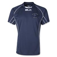 Jersey Shore Sharks BLK Icon Jersey (Navy)