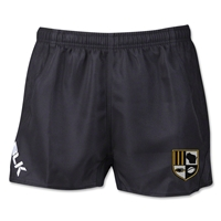 University of Wisconsin Milwaukee Rugby BLK T2 Shorts (Black)