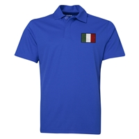 Italy Rugby Polo (Royal)