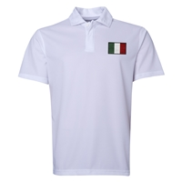 Italy Rugby Polo (White)