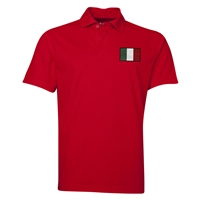 Italy Rugby Polo (Red)
