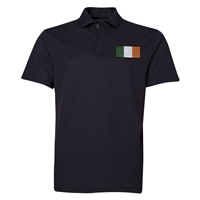 Ireland Rugby Polo (Black)