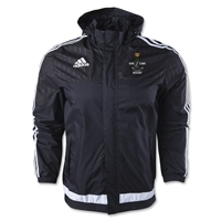 Royal Military College of Canada Rugby Tiro 15 Rain Jacket (Black)