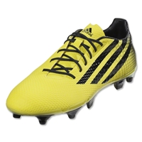 Adidas Crazyquick Malice SG Rugby Boots (Electric Yellow/Core Black)