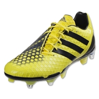 Adidas Predator Incurza SG Rugby Boots (Electric Yellow/Core Black/Night Metal)